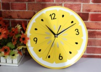 2014-NEW-fresh-Lemon-wall-clock-fashion-creative-arts-idyllic-natural-style-living-room-bedroom-decor.jpg_220x220