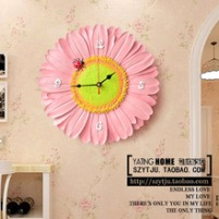 European-pastoral-style-wall-clock-chrysanthemum-Creative-bedroom-clock-mute-living-room-hanging-Table-cute-decorative.jpg_220x220